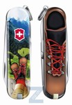 "Taschenmesser Victorinox Classic Limited Edition 2020- ""I Love Hiking"" 0.6223.L2002"
