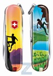 "Taschenmesser Victorinox Classic Limited Edition 2020- ""Climb High"" 0.6223.L2004"