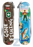 "Taschenmesser Victorinox Classic Limited Edition 2020- ""Gone Fishing""  0.6223.L2005"