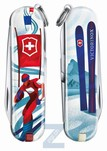 "Taschenmesser Victorinox Classic Limited Edition 2020- ""Ski Race""  0.6223.L2008"