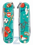 "Taschenmesser Victorinox Classic Limited Edition 2020- ""Sports World""  0.6223.L2010"