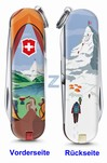 Taschenmesser Victorinox Classic Limited Edition 2018 - Call of Nature