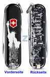 Taschenmesser Victorinox Classic Limited Edition 2018 - New York