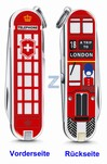 Taschenmesser Victorinox Classic Limited Edition 2018 - A Trip to London