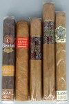 ROBUSTO/CORONA ProbierGenuss-Assortment, 5 edle Cigarren  Fr. 38.00