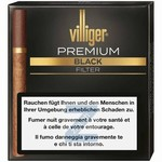 Villiger PREMIUM BLACK  5 x 20  Small Filter Cigars Fr. 58.00