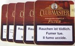 CLUBMASTER No 230, Superior Vanilla Filter 5 x 20 Cigarillos