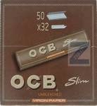 OCB Slim Virgin Paper large, 50 x  32 Blatt Fr. 75.00