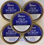 Peterson OLD DUBLIN,  5 Dosen à 50 g