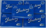 Zigi-Papier Smoking, Blue  small, 5 x 120 Blatt 6.9 cm, Fr. 10.00