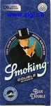Zigi-Papier Smoking, Blue  small, 25er Karton