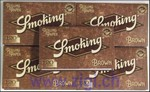 Zigi-Papier Smoking, BROWN  small, 5 x 120 Blatt 6.9 cm