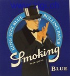 Zigi-Papier Smoking BLUE large, 50er Karton